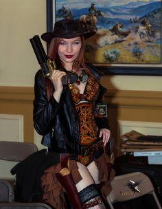 Steampunk Beautiful Gunfighter 774 by PhotosbyRaVen.deviantart.com on…
