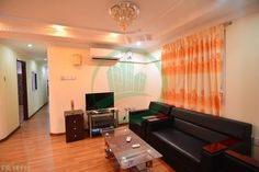 #Near_Hledan_Condo_For_Rent (FR-16116) ************************************ (👇 ေအာက္တြင္ျမန္မာလိုေဖာ္ျပထားပါသည္👇)  A few mins walk from Inya Lake, this condo is located near Yangon-Insein Road, Kamayut Township.  Floor Area is about 1,250 square feet, 1 Master Bedroom, 2 Bedrooms with Korea Parquet Floor. 3 F, Lift, Air conditioners, Generator, Security, Car Parking with Fully Furnished. 5 minutes walk to San Yeik Nyein Gamone Pwint. A few minutes walk to Hledan Market, Hledan Center, Sein…