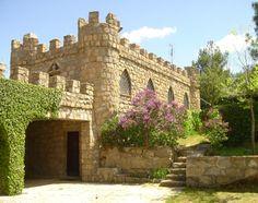 El Castillo - casa rural en la isla El Burguillo en El Barraco (Ávila)
