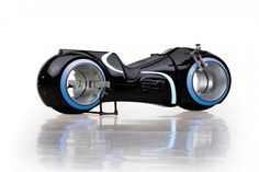 The Tron LIght Cycle made its debut on the big screen back in 1982 and became one of the most famous motorcycles to ever appear in a movie. The 2010 sequel featured the bike once again and that inspired a team of engineers to build this fully functioning version. It looks just like the bike