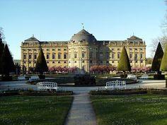 Residenz Palace of Würzburg