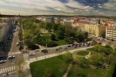 Praha - Karlovo náměstí-Park