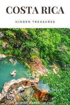 Costa Rica hidden gems and hidden treasures. Costa Rica is near and dear to my heart so I put together this wonderful list of the best parts of this wonderful country. From east to west to north and south. Rio Celeste, Puerto Viejo and so much more!