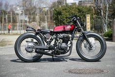 平和モーターサイクル - HEIWA MOTORCYCLE -   FTR223 004 (HONDA)