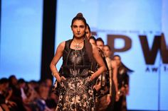 Shehla Chatoor at Fashion Pakistan Week A/W 2014 - Misaki collection
