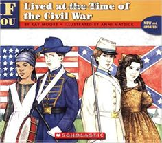 ~Books for American History Unit Studies~ Book lists for the American History Units. Perfect for American Girl Units ! Us History, American History, American Girl, Black History, Civil War Books, Story Of The World, America Civil War, Reading Levels, American Revolution