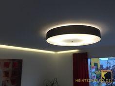 Indirekte wohnzimmerbeleuchtung ~ Lampensegel fr indirekte wohnzimmerbeleuchtung beleuchtung