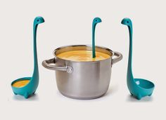 Nessie Ladle Brings Creativity to your Kitchen