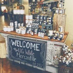 Shop @southernfireflycandle at UGW! Choose from a variety of scents like Tomato Leaf & Basil Wasabi Melon Leather & Whiskey Campfire and many more! Hand-poured in Nashville TN. #ugwhite #downtownhuntsville #spiritofathens #shoplocal #southernfirefly #southerndirection #nashville by ug_white