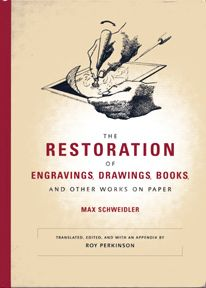 Talas - The Restoration of Engravings, Drawings, Books, and Other Works on Paper