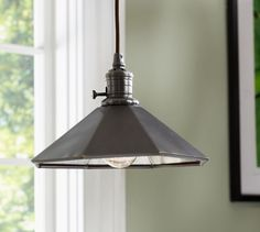 PB Classic Pendant - Springfield | Pottery Barn/ 6 of these hard wired