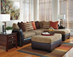 Armant 2-Piece Sectional | Ashley | Home Gallery Stores