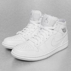 premium selection 83cd7 b7480 Jordan Sneaker weiß Jordans Sneakers, Nike Air Jordans, High Top Sneakers, Jordan  1