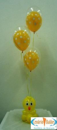 Cenário Balões - Excelência em Decoração