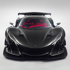 Welcome to the Apollo IE. The 'Intensa Emozione' is a brand new hypercar born from the ashes of Gumpert. This car represents a new philosophy for @apollo_automobil - to create a car using the highest quality materials and engineering which is why this car is built in Italy in collaboration with Manifattura Automobili Torino (MAT), the same company that built the SCG003. --- The 6.3L naturally-aspirated V12 produces 780hp+ which is developed with Autotecnica Motori. It revs to 9,000rpm…