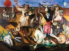 Candido Portinari, nascido em Brodowski(interior de São Paulo), com suas pinceladas fortes e figuras rústicas pintou quase cinco mil obras, entre pequenos esboços aos gigantescos painéis. Estes gi…