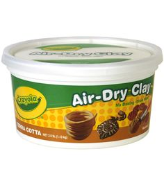 Crayola Terra Cotta Air Dry Clay lb Bucket(Discontinued by manufacturer) >>> You can find more details at Young Living Oils, Young Living Essential Oils, Terra Cotta, Crayola Air Dry Clay, Fairy Furniture, Resin Furniture, Furniture Design, Oil Uses, Dry Hands