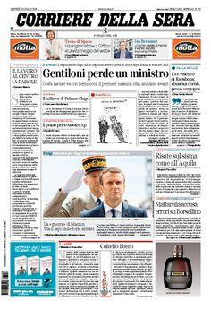Corriere della Sera // 20/07/2017 //