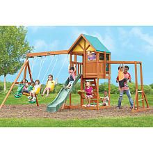 For when we get a backyard from Toys R Us for my big boy!