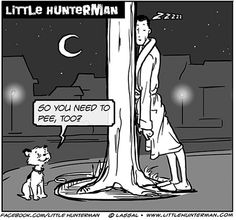 Little Hunterman » 2013/11/12 Need To Pee, Parson Russell Terrier, Little Dogs, Cartoon, Friends, Little Puppies, Amigos, Small Dogs, Cartoons