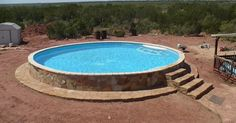 Image result for stock tank pool images