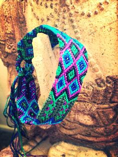 Notable Friendship Bracelet  - 24 Strings (016M) love this but I wish it was two different bracelets not one big one