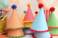 Festa de aniversário: Circo, carrosel e roda gigante!