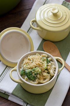 Stovetop Pesto Mac