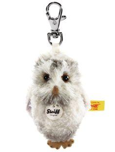 Steiff EAN 112249 Keyring Owl