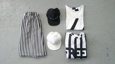 #blackandwhite #fashion #style #forumody #jacob #synthetic #mellow #wkropki #stripes #cap #skirt #tshirt #blouse #moodboard #trend #polishdesigners #