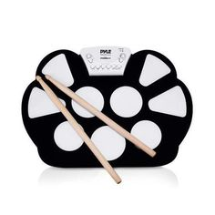 Only a few more left in stock! Electronic Drum Kit - Portable Drumming Machine, Compact Quick Setup Roll-Up Design Shop now:  http://elintus.com/products/w290-ptedrl11-electronic-drum-kit-portable-drumming-machine-compact-quick-setup-roll-up-design