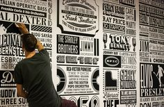 A must watch! Check out this amazing video of a new graphic installation in our UK office documenting Sony Music Entertainment's 125 year musical history. Can you spot all of your favorite artists?