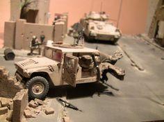 Фаллуджа 2004 — Каропка.ру — стендовые модели, военная миниатюра