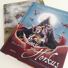 Sagen van het Dassenbos deel 1 & 2: De Vloek van Horkus & Het Monster van het Mistmoeras - Marc de Bel