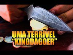 "Unboxing: ""KINGDAGGER"" kING VIGILANT"