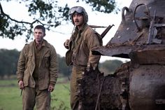 Fury - 10/14 w/J.  I think the actors really brought it in this one.  Was also fun listening to my companion correct the German to English translations...hehe. Pictures & Photos from Fury (2014) - IMDb
