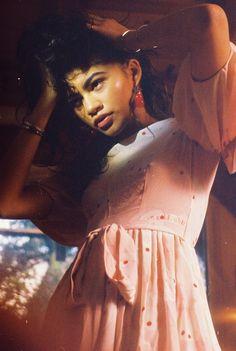 Zendaya by Petra Collins for Wonderland