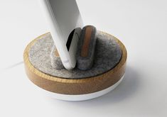 designbinge:  Queel & Company's not-so-utilitarian Spool Dock