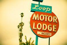 Loop Motor Lodge, Ventura, California