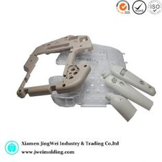 Plastic medical instrument parts injection molding