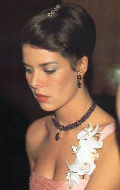 graceandfamily:  Princess Caroline of Monaco