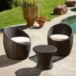 The best small balcony furniture sets out there Patio, Enjoyable Ideas Small Patio Furniture Sets The New Name Of Comfort Small Patio Chair Small Balcony Furniture, Outdoor Wicker Furniture, Garden Furniture Sets, Furniture Design, Trendy Furniture, Porch Furniture, Acme Furniture, Furniture Shopping, Furniture Deals