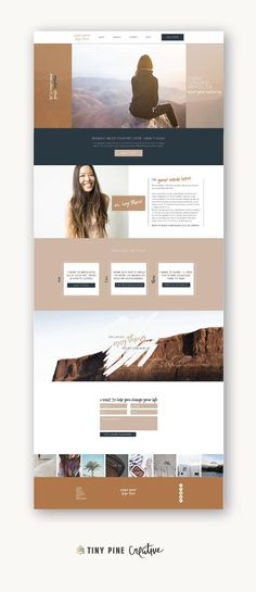 Wix Website Template Custom Template for Small Business | Etsy