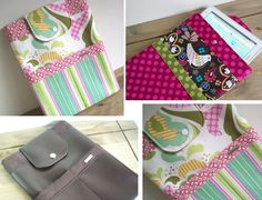 How to Make an iPad or Tablet Sleeve