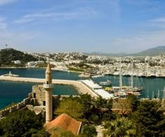 A few words about Bodrum