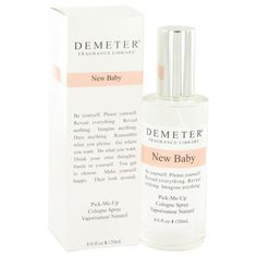 Now available on our store: Demeter by Demeter New Baby Cologne Spray 4 oz Check it out here! Demeter by Demeter New Baby Cologne Spray 4 oz