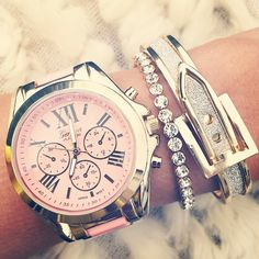 Watches + jewelry
