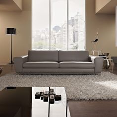 146 best the leather sofa images modern furniture modern sofa rh pinterest com