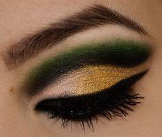 Arabian Gold Makeup Tutorial