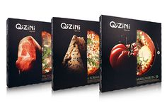 Qizini pizza packaging PD